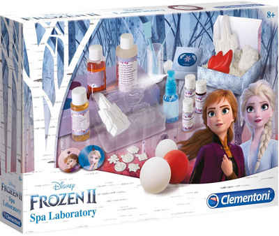 Clementoni® Kreativset »Disney Frozen 2 - Spa-Labor«