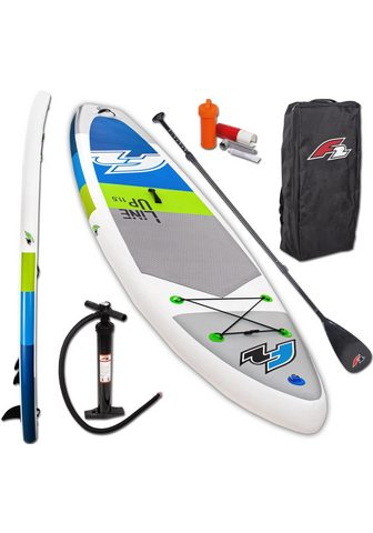 F2 Inflatable SUP-Board » Line UP SMO blu...