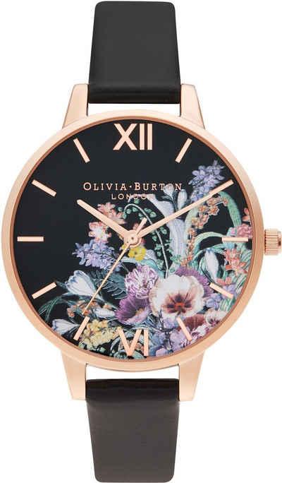 OLIVIA BURTON Quarzuhr »Enchanted Garden, OB16EG155«