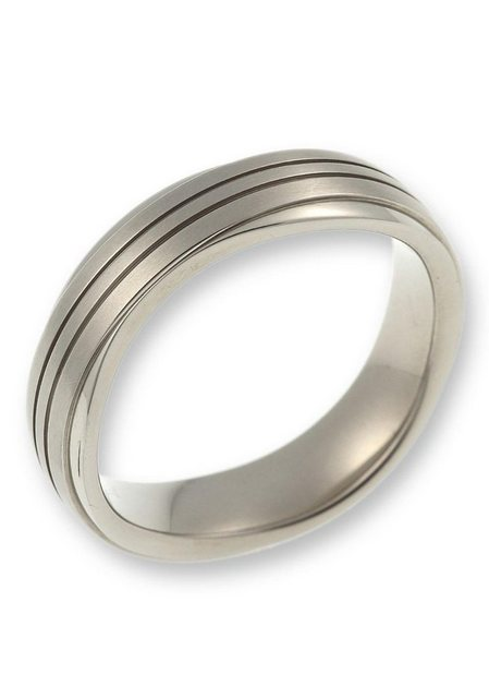 CORE by Schumann Design Partnerring »20006205-DR, 20006205-HR, ST058.01, ST058.04«, Made in Germany - wahlweise mit oder ohne Diamanten | Schmuck > Ringe > Partnerringe | CORE by Schumann Design