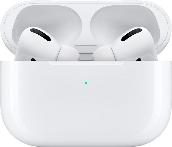 Apple »AirPods Pro mit Wireless Case« In-Ear-Kopfhörer (Bluetooth)