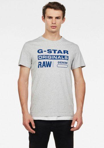 G-Star RAW Rundhalsshirt »Swando«