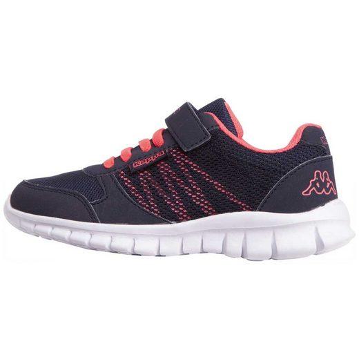 Kappa »STAY KIDS« Sneaker mit besonders leichter, flexibler Sohle