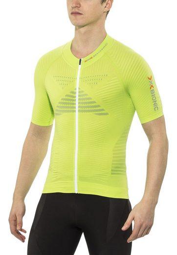 X-Bionic T-Shirt »Effektor Power Fahrrad Trikot SS Full-Zip Herren«