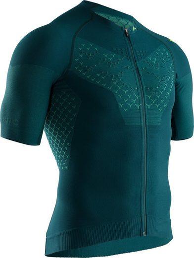 X-Bionic T-Shirt »Twyce G2 Fahrrad Zip Trikot SS Herren«