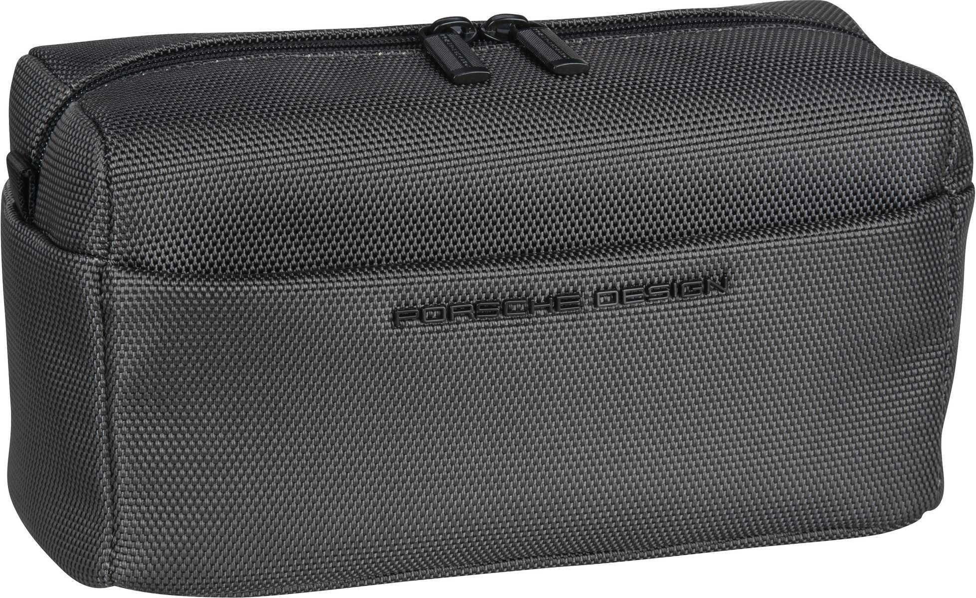 Unisex PORSCHE Design Kulturbeutel / Beauty Case »Roadster 4.1 WashBag SHZ« grau | 04053533749034