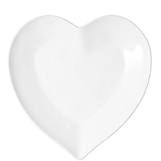 BUTLERS HEART »Herzteller Ø 18,5 cm«