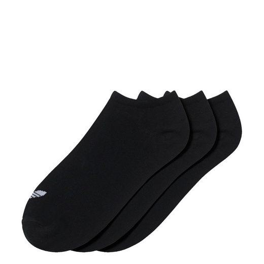 adidas Originals Füßlinge »Trefoil Sneakersocken, 3 Paar«