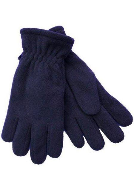 J.Jayz Fleecehandschuhe Mit Gummizug am Bündchen | Accessoires > Handschuhe > Fleecehandschuhe | J.Jayz
