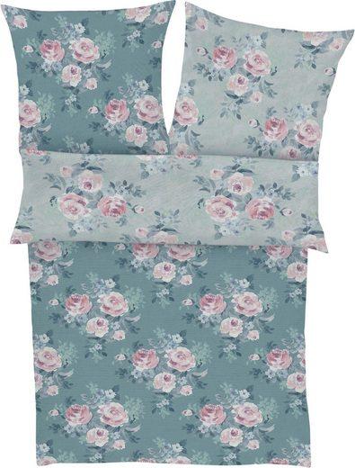 Bettwäsche »Roseville«, Zeitgeist, echte Stilblüten