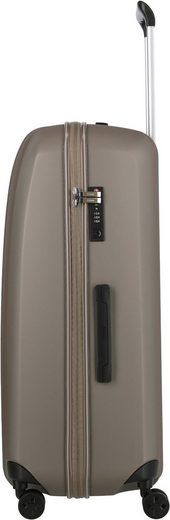 TITAN® Hartschalen-Trolley »Xenon  76 cm  Champagner«  4 Rollen