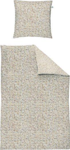 Bettwäsche »Carat-K 8898«, Irisette, mit feinen Karos