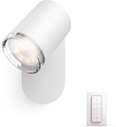 Philips Hue LED Deckenspot »ADORO«, White Amb. 250 Lumen, Dimmschalter