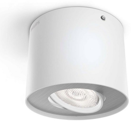 Philips, LED Deckenspot »myLiving Phase 500lm, Weiß«