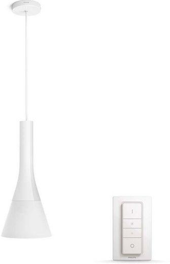 Philips Hue LED Pendelleuchte »White Amb. Explore weiß 806lm Dimmschalter«, Hängeleuchte, Smart Home