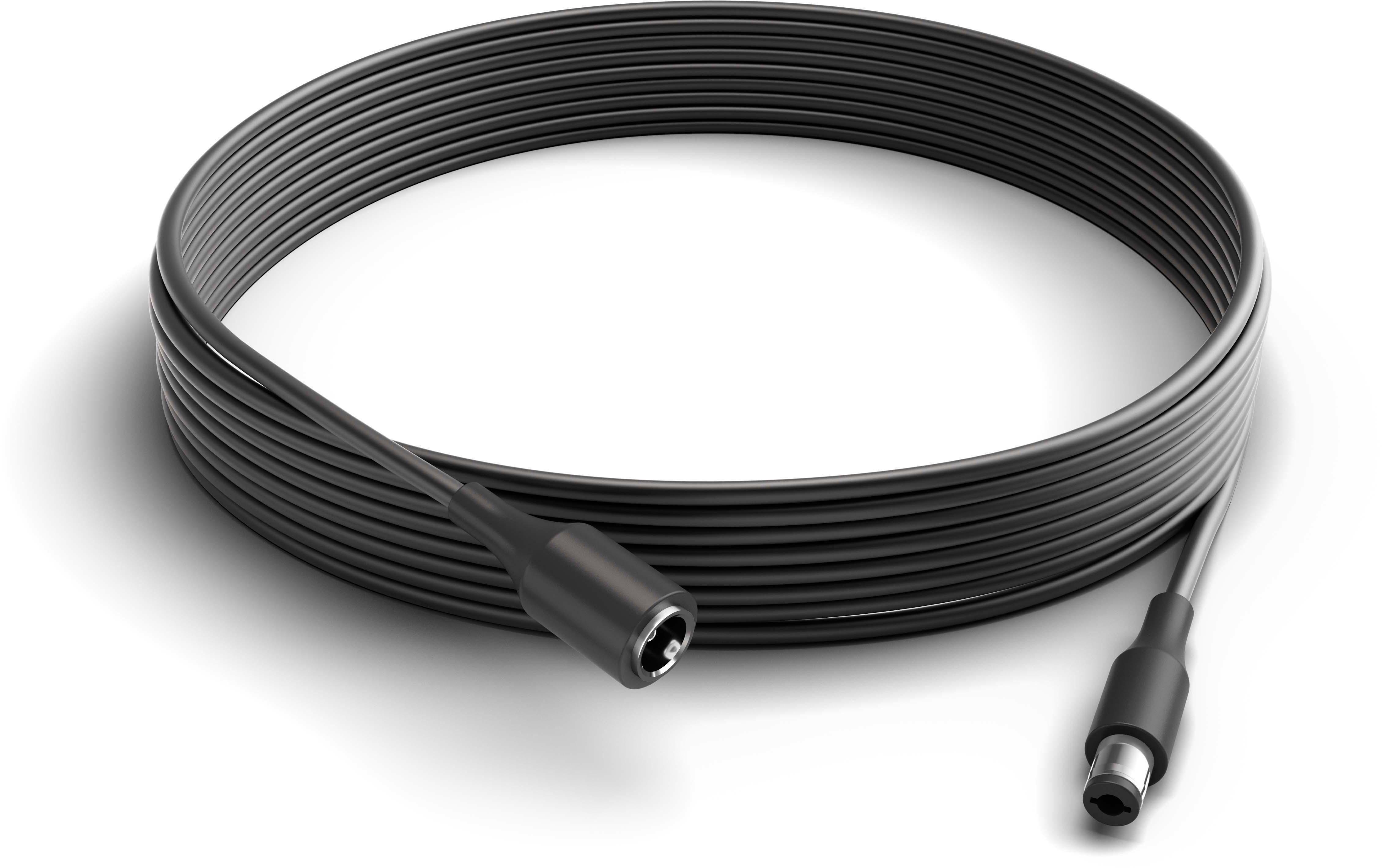 Kabel 7,5m Verlängerungskabel Verbindungskabel mit 7 polig Stecker und Buchse