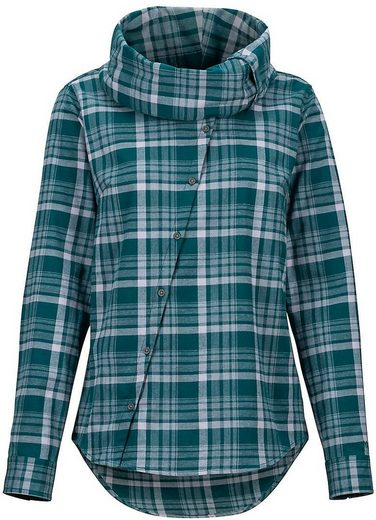 Marmot Bluse »Aldasoro Lightweight Flannel LS Shirt Damen«