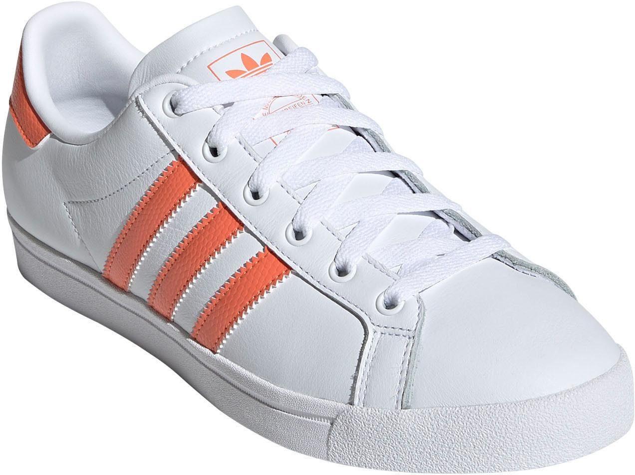 adidas Originals »COAST STAR W« Sneaker, Weiches Obermaterial aus Leder online kaufen | OTTO
