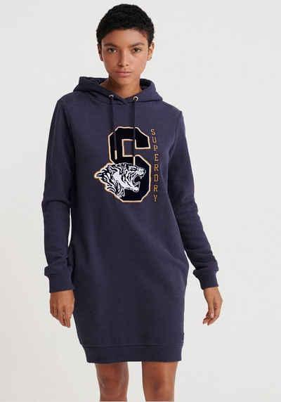 Superdry Sweatkleid »HILARY SPORT SWEAT DRESS« im trendy College Style