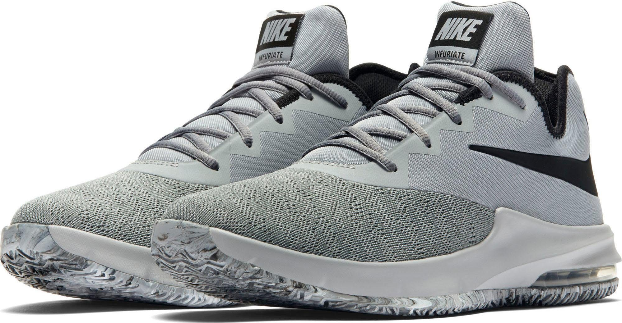 Nike Air Max Infuriate III Low Men's Basketball Shoe. Nike VN