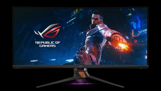 Asus PG35VQ Curved-Gaming-Monitor »88,9 cm (35) UWQHD (3440 x 1440), 2ms«