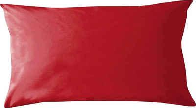 Kissenbezüge »Pure Uni«, damai (2 Stück), in großer Farbauswahl