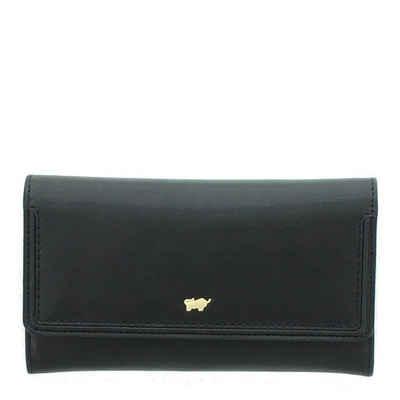 Braun Büffel Brieftasche, in eleganter Optik
