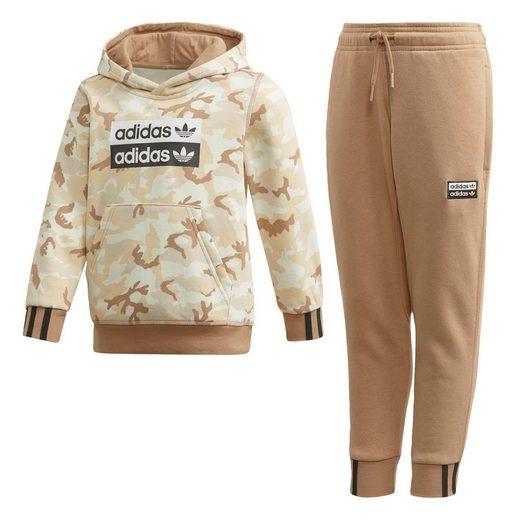 adidas Originals Trainingsanzug »R.Y.V. Camouflage Hoodie-Set«, Ryv