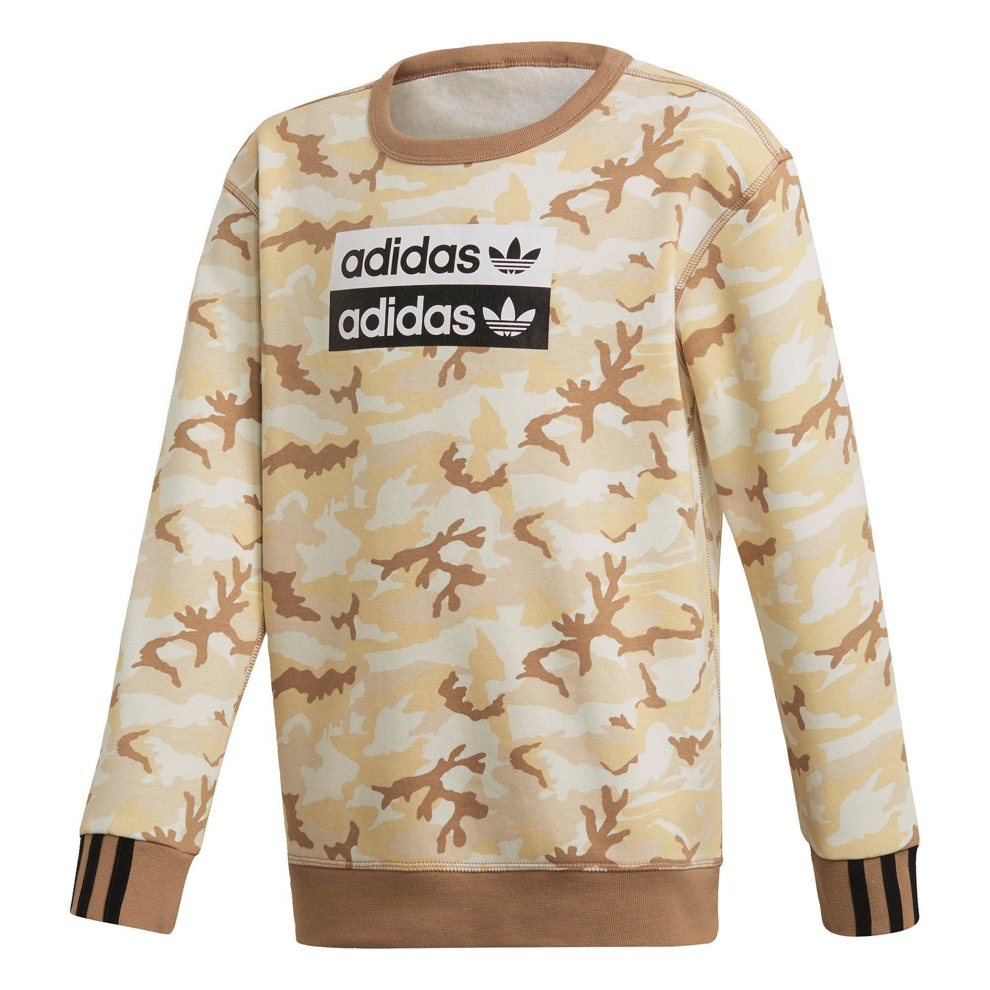 adidas Originals Sweatshirt »R.Y.V. Camouflage Sweatshirt« online kaufen | OTTO