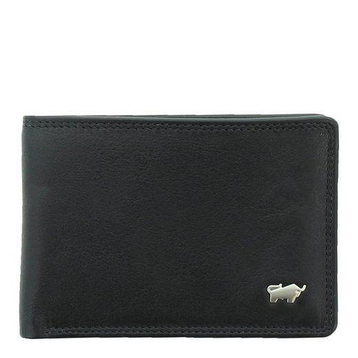 Braun Büffel Geldbörse »GOLF SECURE M 8CS«, mit RFID-Schutz