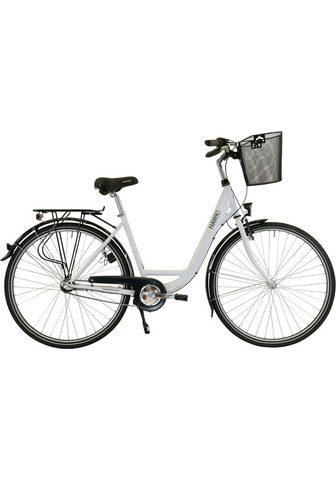 HAWK Bikes Dviratis »HAWK City Wave Premium Plus ...