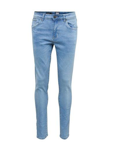 URBAN CLASSICS Slim-fit-Jeans »Slim Fit Jeans«