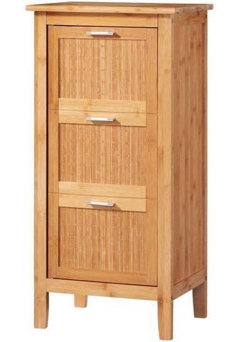 WELLTIME Vonios spintelė »Bambus« Vonios spinta...