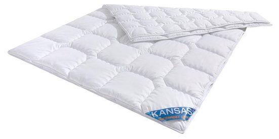 Microfaserbettdecke, »Kansas«, f.a.n. Frankenstolz, 4-Jahreszeiten, (1-tlg)