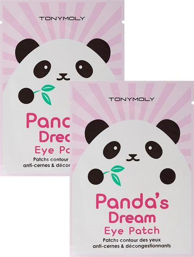 TONYMOLY Augenmaske »Panda's Dream«, 2-tlg., 2x7 ml