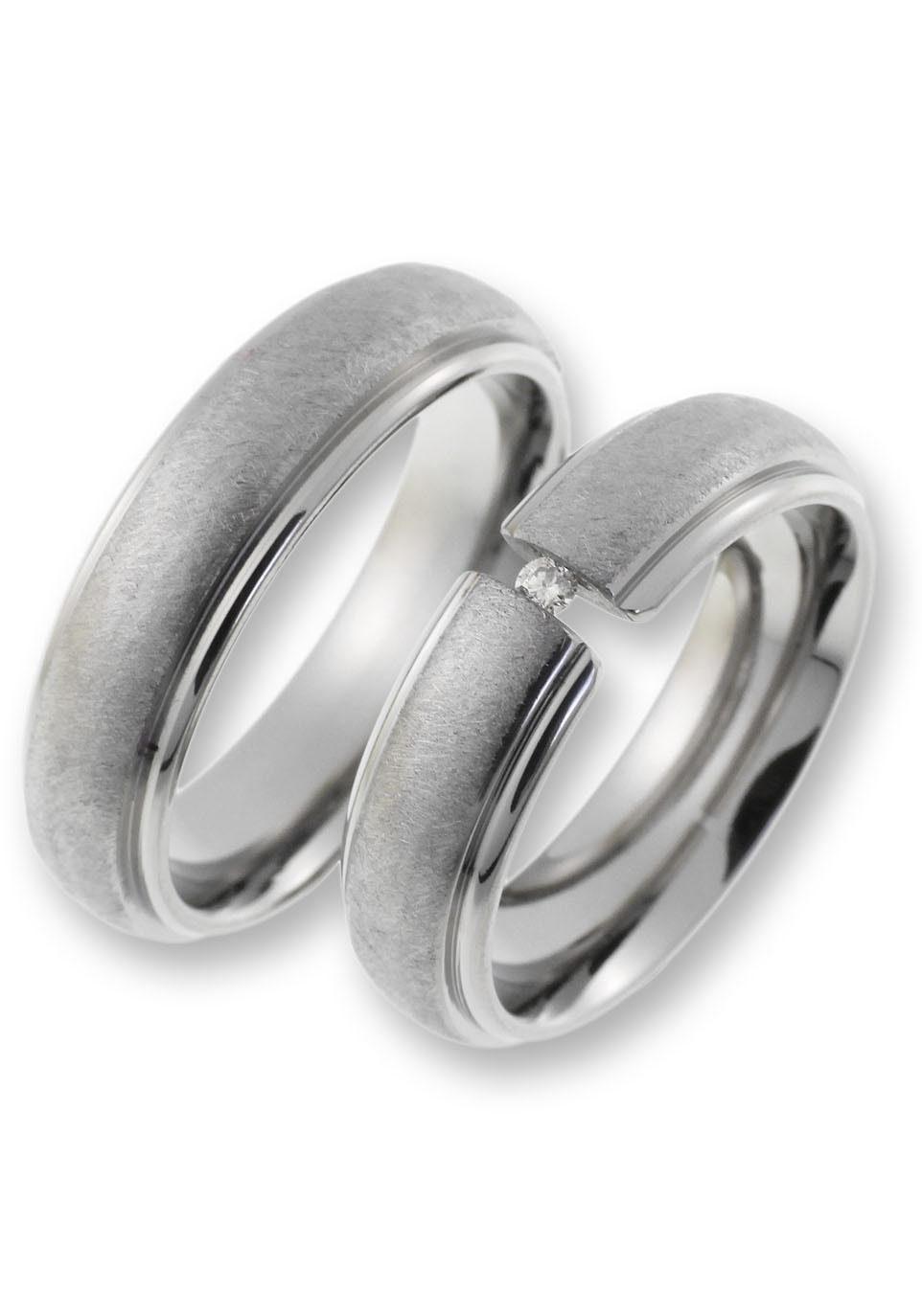 CORE by Schumann Design Trauring »20006179 DR, 20006179 HR, ST050.10«, Made in Germany wahlweise mit oder ohne Diamant online kaufen | OTTO