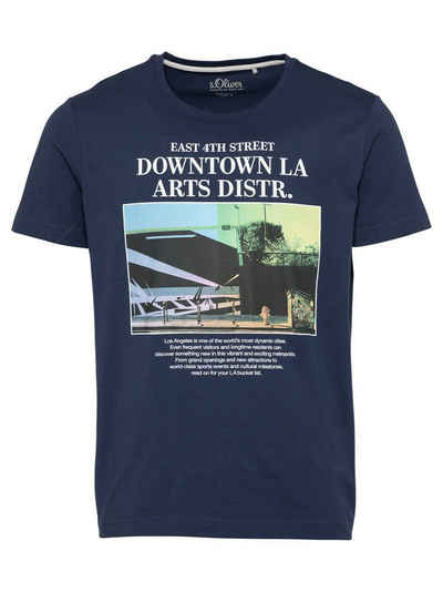 s.Oliver T-Shirt (1-tlg)