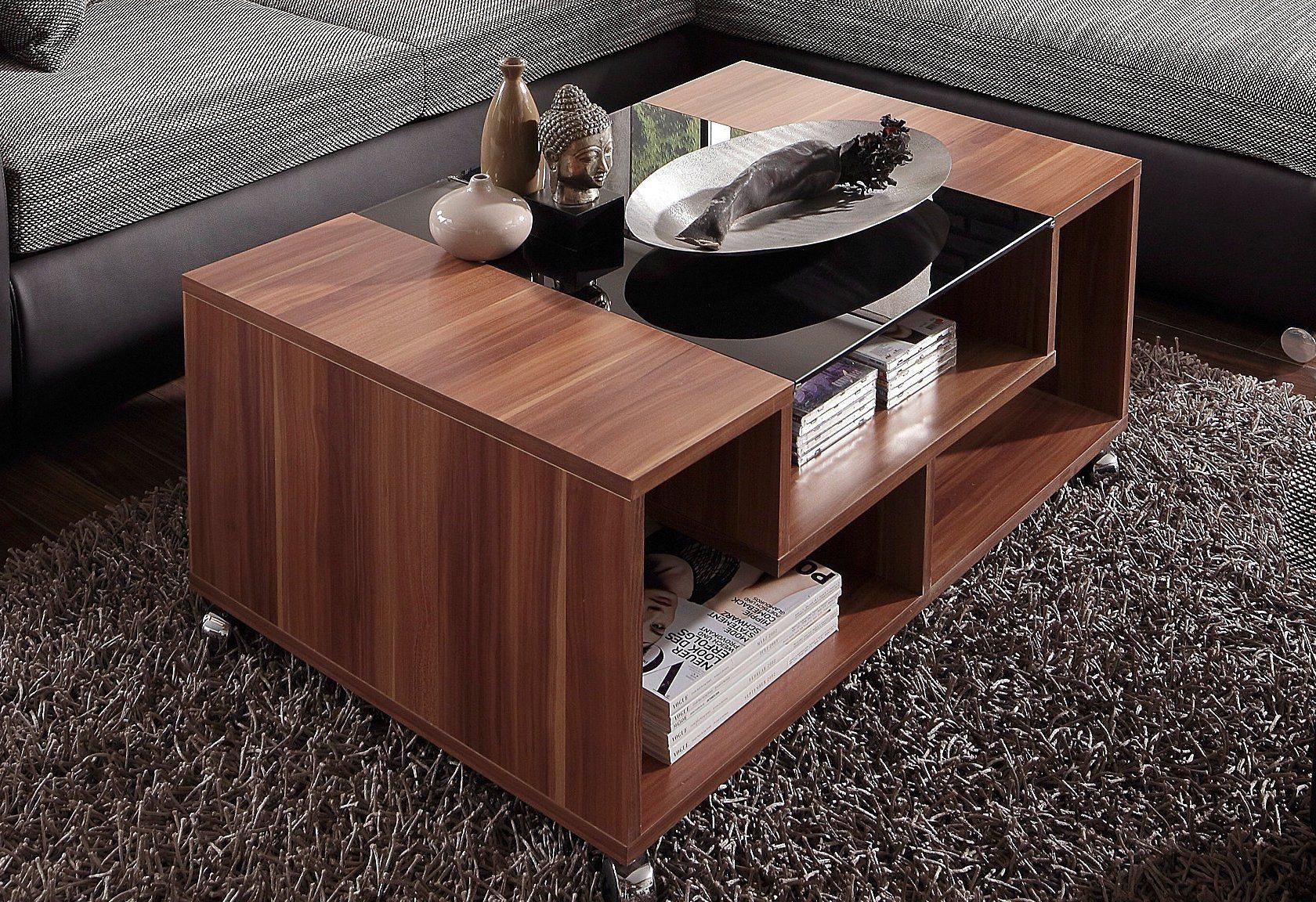 couchtisch auf rollen preisvergleich die besten angebote. Black Bedroom Furniture Sets. Home Design Ideas
