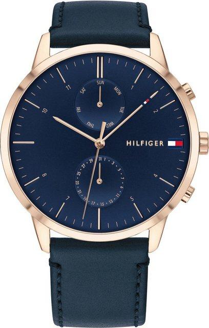 TOMMY HILFIGER Multifunktionsuhr »Dressed Up, 1710405«   Uhren > Multifunktionsuhren   Tommy Hilfiger