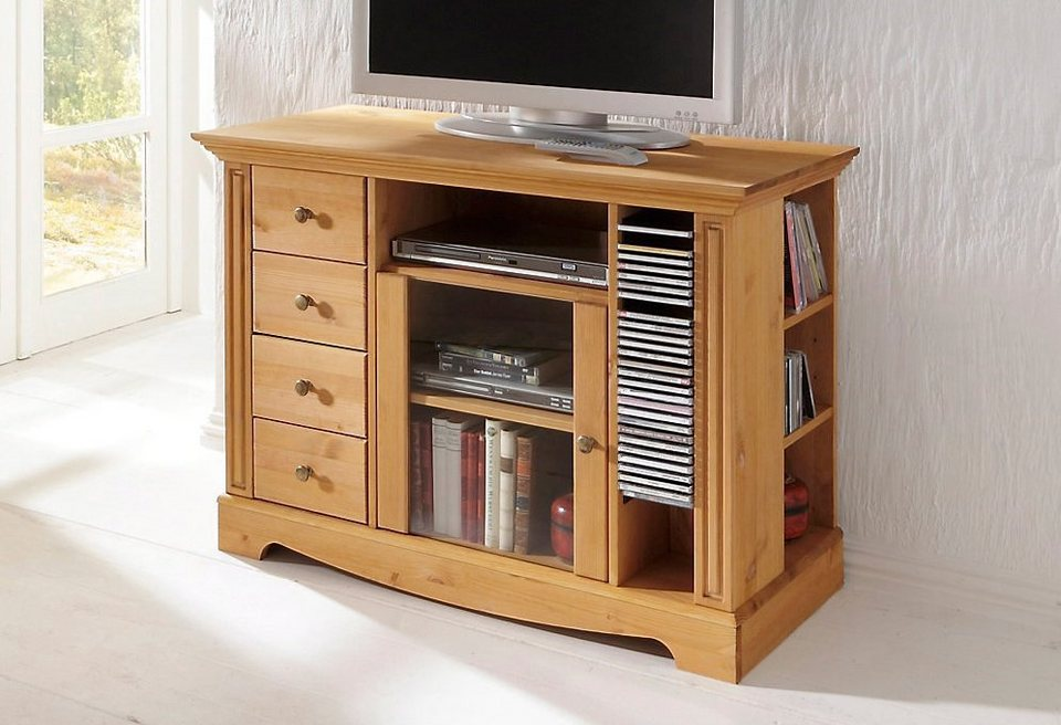 tv tisch home affaire breite 108 cm belastbarkeit bis 50 kg online kaufen otto. Black Bedroom Furniture Sets. Home Design Ideas
