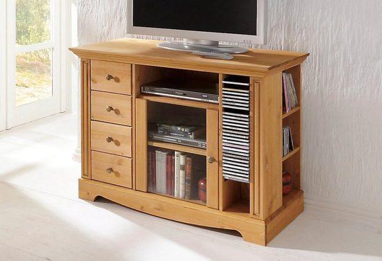 Home affaire TV-Board, Breite 108 cm, Belastbarkeit bis 50 kg