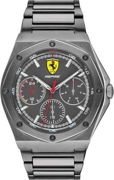 Scuderia Ferrari Multifunktionsuhr »Aspire, 830695«