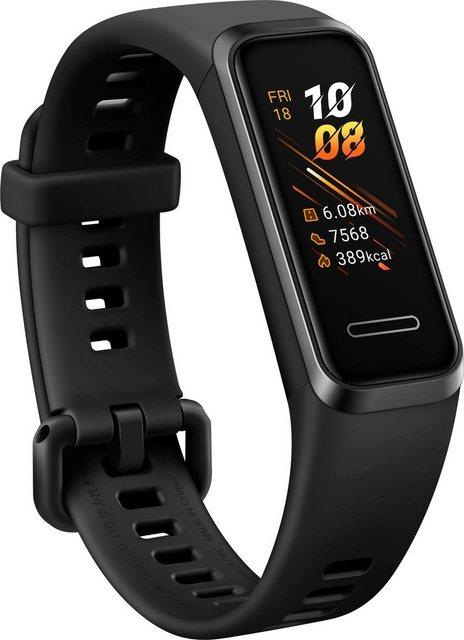 Huawei Band 4 Smartwatch (2,44 cm/0,96 Zoll)