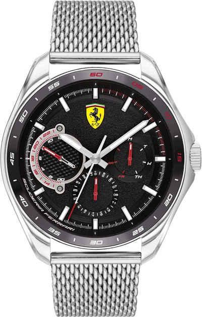 Scuderia Ferrari Multifunktionsuhr »Speedracer, 830684«