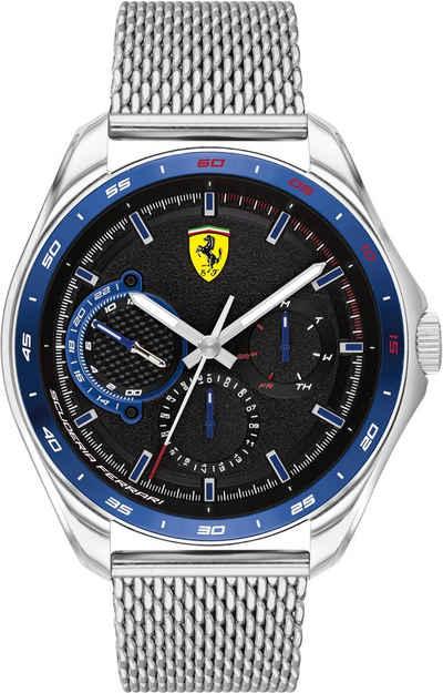 Scuderia Ferrari Multifunktionsuhr »Speedracer, 830685«