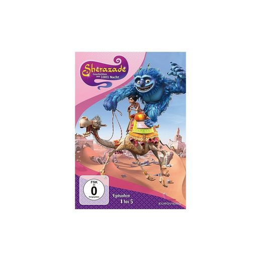 DVD Sherazade - Geschichten aus 1001 Nacht - Vol. 1