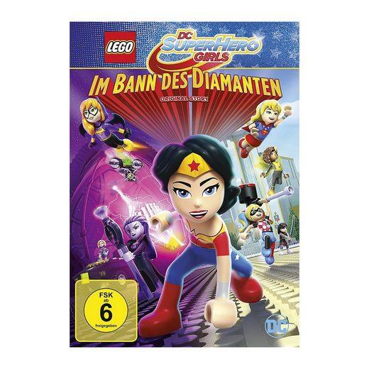 LEGO® DVD DC Super Hero Girls - Im Bann des Diamanten