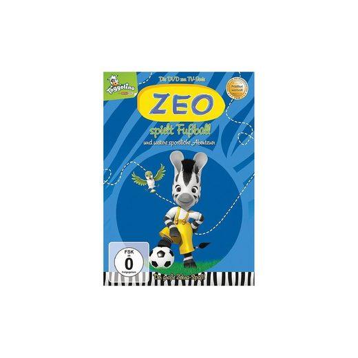 DVD Zeo spielt Fußball und weitere sportliche Abenteuer
