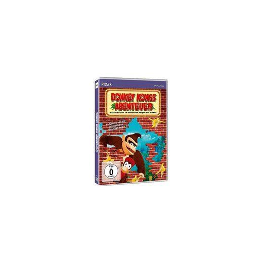 DVD Donkey Kongs Abenteuer