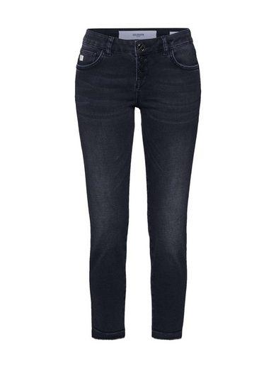 Goldgarn 7/8-Jeans »Rosengarten Cropped«
